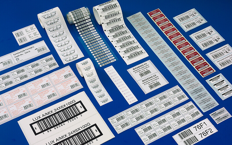 Barcode Labels & Stickers Singapore | Laser Printing Industries