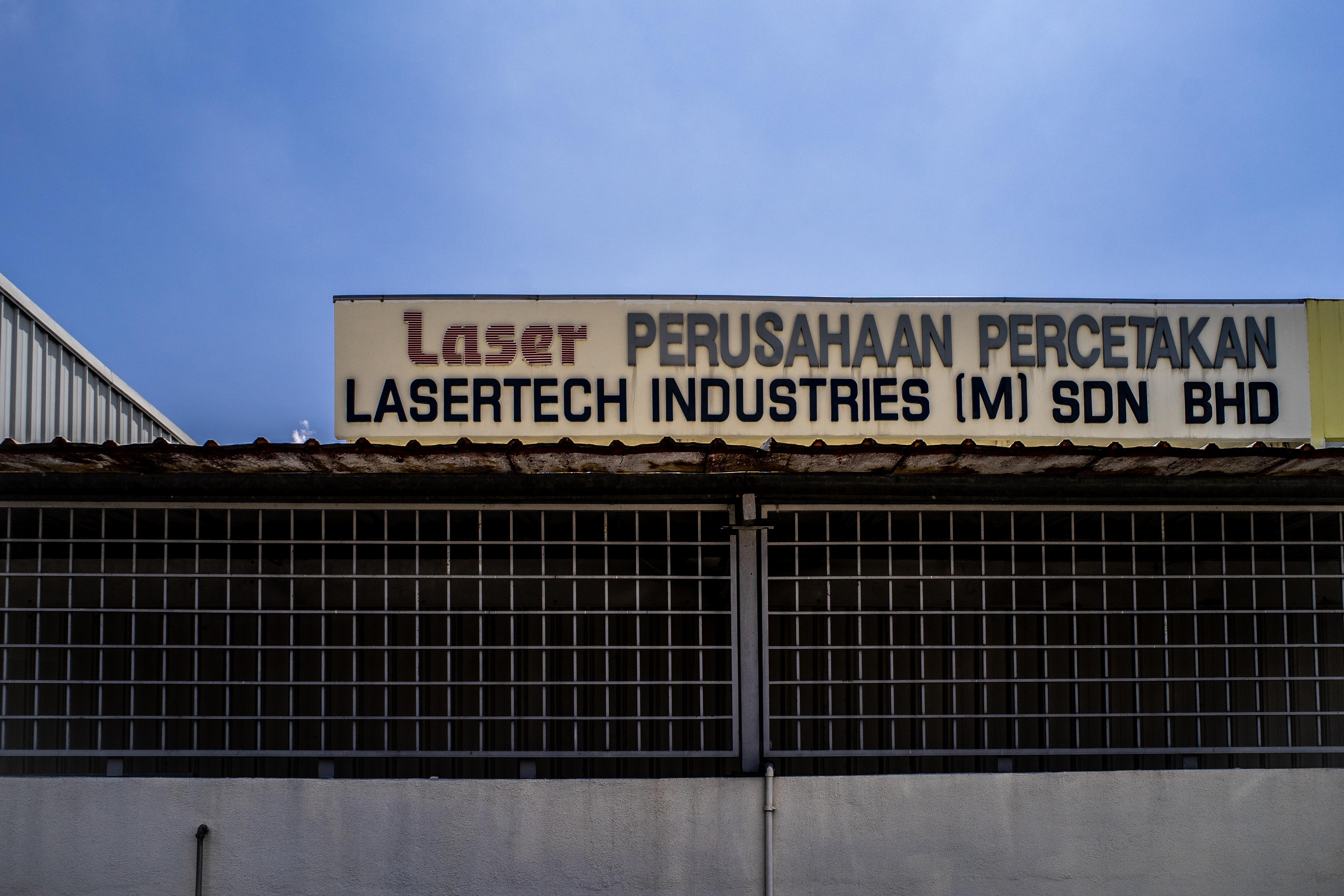 Lasertech KL
